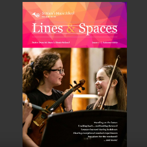 Lines and Spaces 2020